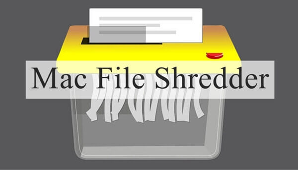 Mac文件粉碎機