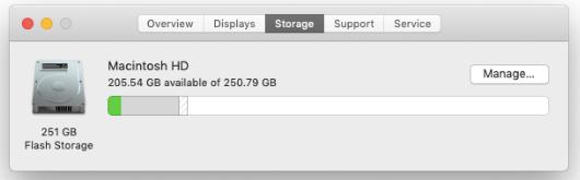 在新版本的macOS中手動刪除附件