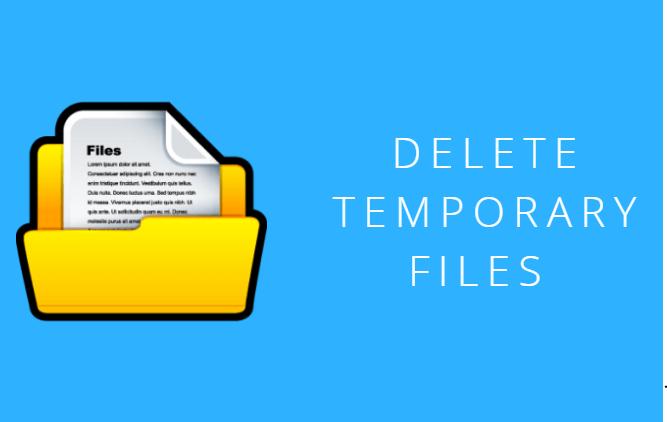 刪除Mac上的臨時文件