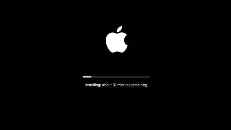 更新您的macOS