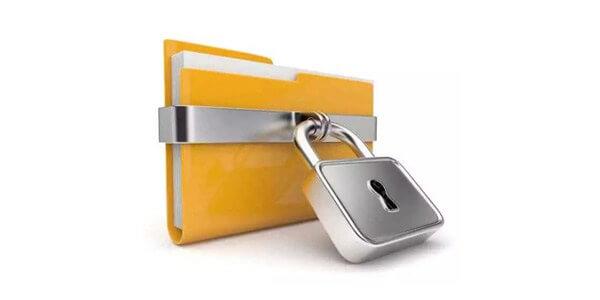 密碼保護Zip文件保護